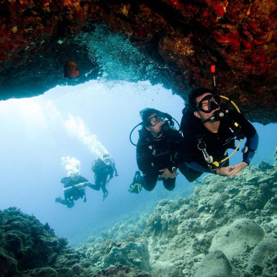 Elephant Cave Diving Program - 2 Boat Dives
