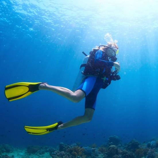 Nitrox Dive